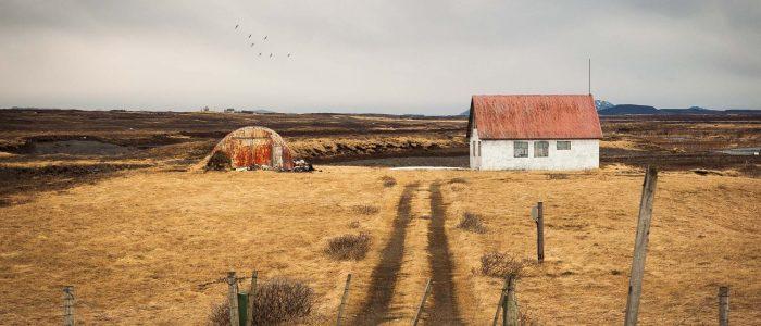 Unerschlossenes Grundstück