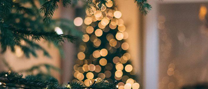 Wenn der Weihnachtsbaum brennt